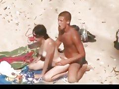 Sexo na praia - 1